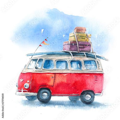 akwarela-ilustracja-z-hippie