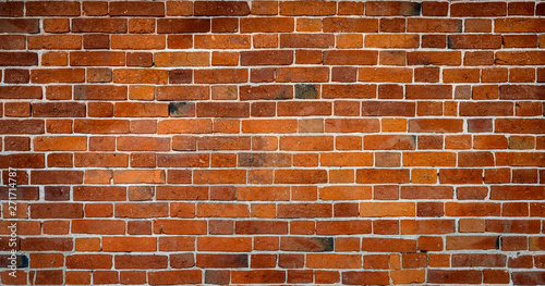 Photo Stands Asia Country Brick wall background