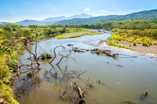 View At The River Tarcoles Fro...