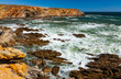 canvas print picture - Strandfontein, Western Cape province, South Africa, Africa