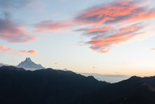 View Of Mount Machapuchare (fr...