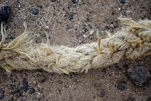 Old Weathered Rope