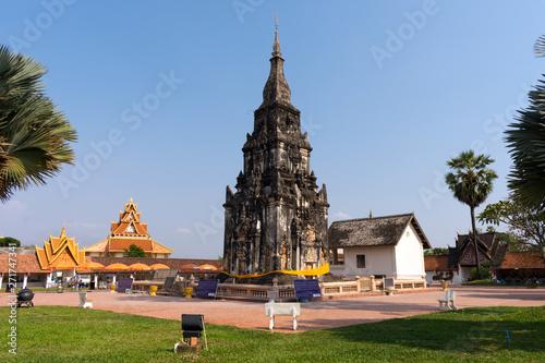 Fototapeta That Ing Hang Stupa, Savannakhet, Laos