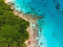 Champagne Beach, Vanuatu, Espi...