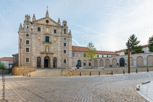 Convent of Santa Teresa in Avila, Castilla y Leon, Spain