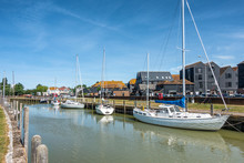 The Sussex Town Of Rye In Sout...