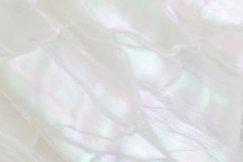 Abstract Pearl Background With Soft Shimmering Mother Of Pearl Lilac And Rainbow Colours