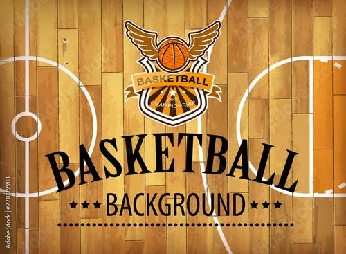 Photo  basketball shielding