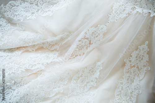 Fényképezés Beautiful dress for the bride