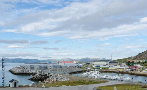 Aluminium Prints Canada Surrounding area of Hammerfest