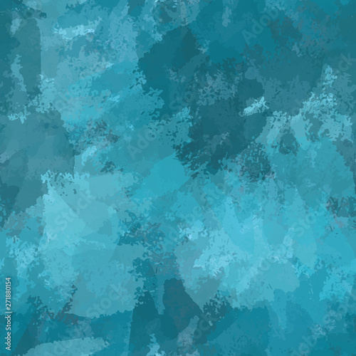 seamless-watercolor-turquoise-background-abstract-vector-texture-of-brush-strokes-of-paint