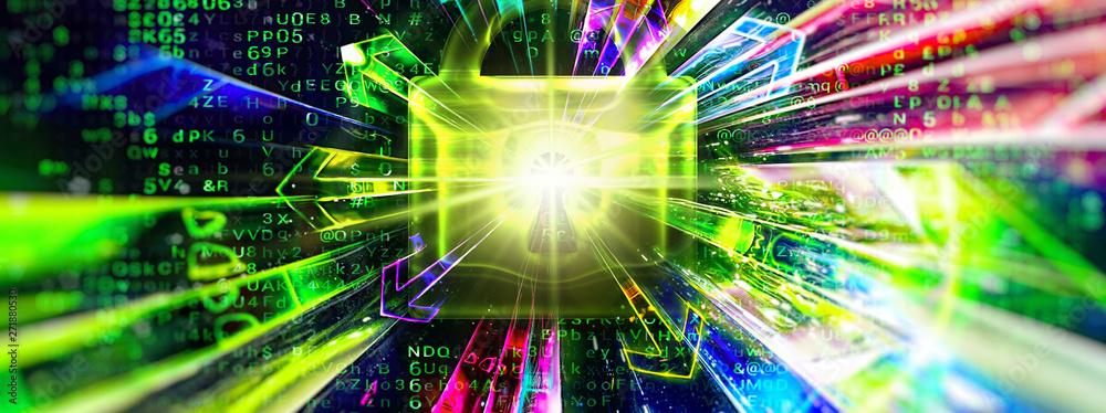 Fototapeta インターネットのイメージ