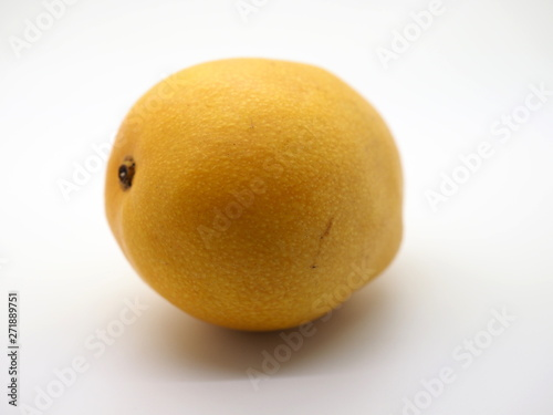 Tablou Canvas London, UK - June 2019 – Isolated Yellow Mango From The London Produce Show, Gro