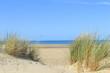 Strand und Meer bei Renesse