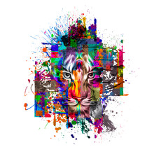 Abstract, Animal, Art, Backgro...