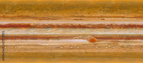 Texture of surface of Jupiter Canvas-taulu