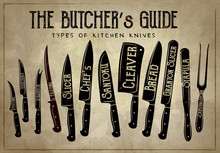 The Butcher's Guide - Type Of ...