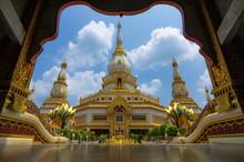 Phra Maha Chedi Chai Mongkhon