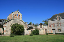 Outbuildings In Varades (france)