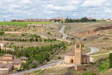 Veracruz  Church, In Segovia, ...