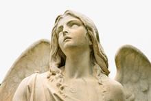 Angel Ancient Statue
