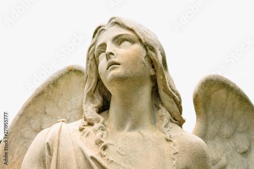 Angel ancient statue - 271955777