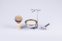 Traditional Wet Shaving. Shavi...