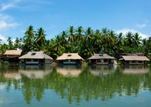 Mekong River 4000 Islands, Don Khong Island, Laos