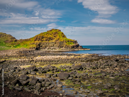 Wall Murals Northern Europe Beautiful Giants Causeway Coast in Northern Ireland - travel photography
