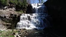 New York Waterfall In Chittena...