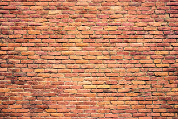 old brick wall texture, vintage stone surface as background