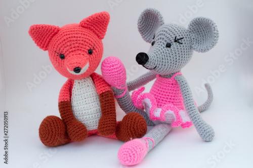 Easy Peasy 20 min Catnip Mouse Toy Free Crochet Pattern | Crochet ... | 334x500