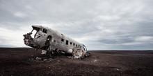 The Abandoned Plane Wreck On Sólheimasandur