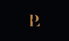 PL Logo Design Template Vector...