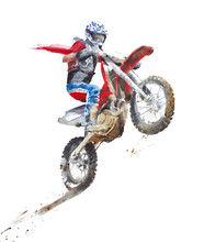 Dirty Bike Motorbike Motorcycl...