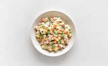 "Russian Salad ""Olivier"""