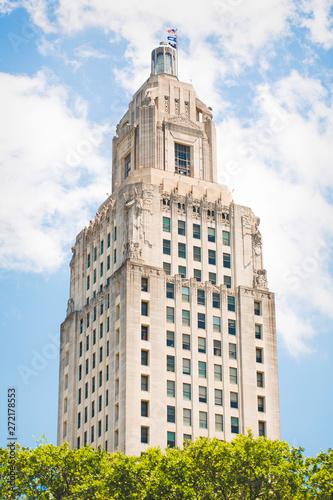 Photo Louisiana State Capital Building