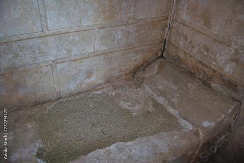Fotografía Kazanlak, Bulgaria - May 29, 2018 : Thracian tomb Helvetia