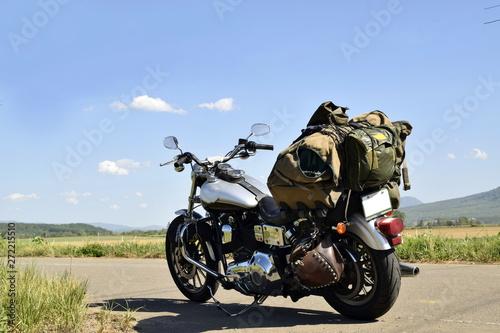 旅とオートバイ