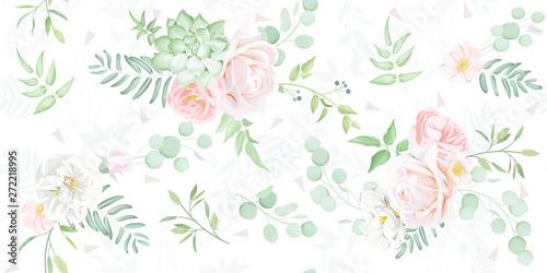 bezszwowy-wzor-z-elegancka-zielenia-i-pieknymi-rozami-akwarela-skutek