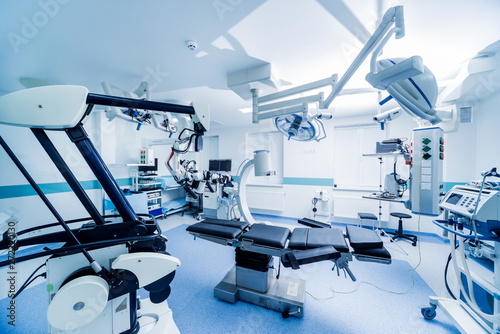 Fotografia Modern equipment in operating room