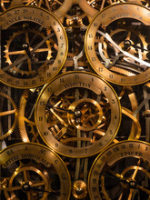 Astronomical Clock  In Strasbo...