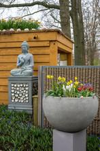 Flower Garden, Netherlands , A...