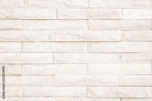 Fotomural  Cream and white wall texture background.
