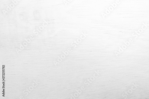 Fototapety, obrazy: White wooden wall texture background.