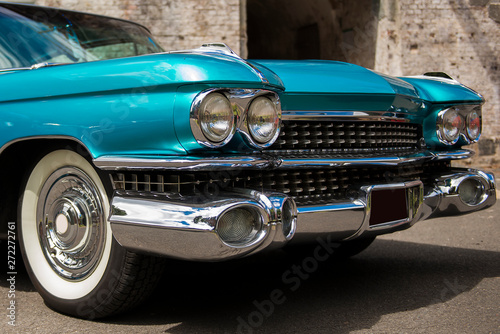 Wall Murals Old cars US Cars, Oldtimer