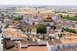 Blick von der Kathedrale aus über die Stadt Évora, Alentejo, Portugal