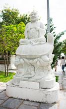 DA NANG SCENERY - Linh Ung Temple - The Eighteen Arhats
