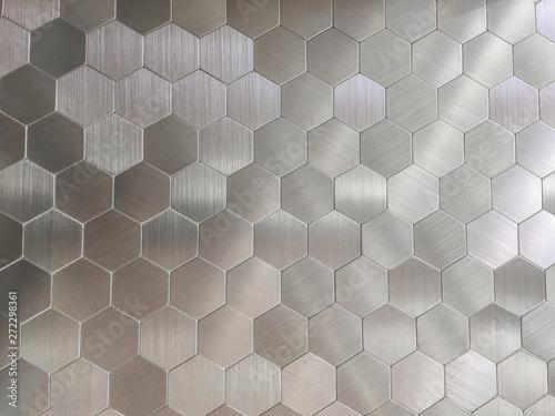 srebrna-szesciokatna-marmurowa-plytka-scienna-na-tlo-do-projektowania-wnetrz-wysoka-rozdzielczosc