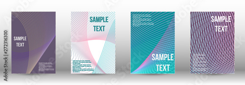 Fototapety, obrazy: Covers design.